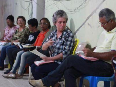 CEBI MG – Reunião de círculos bíblicos em Sete Lagoas