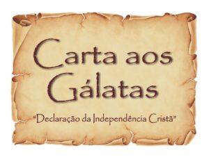 Vem aí o mês da Bíblia, em 2021, com a Carta aos Gálatas. Por Frei Gilvander - CEBI MG